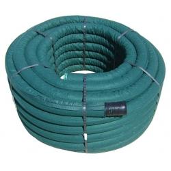 Tub drenaj gofrat invelit in geotextil