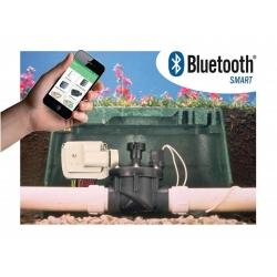 Pachet programator de 9V Solem pentru irigatii programabil prin Bluetooth + 4 electrovane DT-PRO